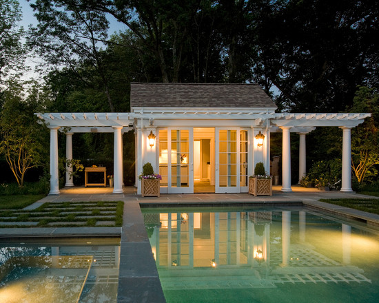 Pool Cabana (Boston)
